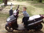 Скутер Hors Motors 052