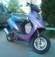 продам скутерт kanuni 50qt в отличном состоянии