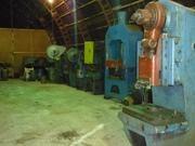 прессы,  станки и иное оборудование завода глушителей