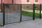 Ворота и калитки садовые от производителя.