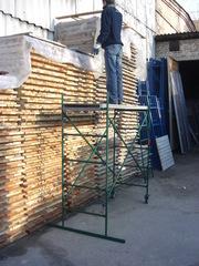 Прокат строительных лесов в Гродно.