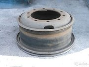 Диски для МАЗ разборные R20 на шпильках,  Б/У под шины 11, 00R20 и 12, 00